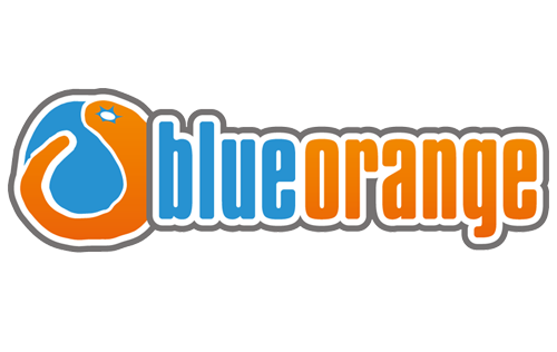 Blue Orange Signs